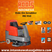 Ride On Scrubber ROOTS  RB 950