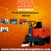 Walk Behind Sweeper ROOTS RB 100