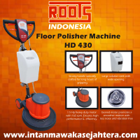Floor Polisher Machine ROOTS HD430