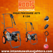 HIGH PRESSURE JETS ROOTS E 130