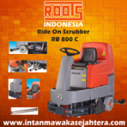 Ride On Scrubber ROOTS RB 800 C