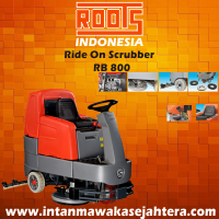 Ride On Scrubber ROOTS RB 800