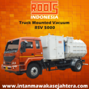 Truck Mounted Vacuum ROOTS RVS 5000