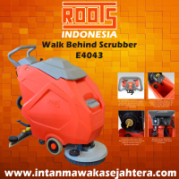 Walk Behind Scrubber ROOTS E4043